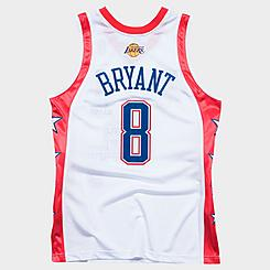 Men's Mitchell & Ness Kobe Bryant NBA All-Star West 2004 Authentic Jersey
