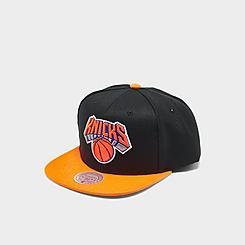 Mitchell & Ness New York Knicks NBA 2-Tone Snapback Hat