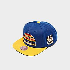 Mitchell & Ness Denver Nuggets NBA Patch N Go HWC Snapback Hat