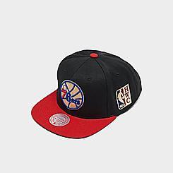 Mitchell & Ness Philadelphia 76ers NBA Patch N Go HWC Snapback Hat