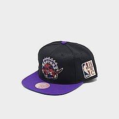 Mitchell & Ness Toronto Raptors NBA Patch N Go HWC Snapback Hat
