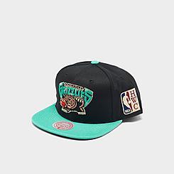 Mitchell & Ness Memphis Grizzlies NBA Patch N Go HWC Snapback Hat