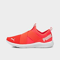 Women's Puma Prowl Slip-On Casual Training Shoes
