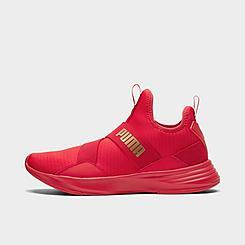 Women's Puma Radiate Mid Training Shoes