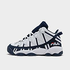 Men's Fila Stackhouse Spaghetti Basketball Shoes