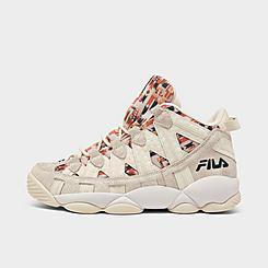 Men's Fila Stackhouse Spaghetti Basketball Shoes