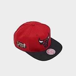 Mitchell & Ness Chicago Bulls NBA 1997 Finals Patch Snapback Hat