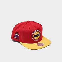 Mitchell & Ness Houston Rockets NBA 1994 Finals Patch Snapback Hat