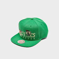 Mitchell & Ness Boston Celtics NBA Vintage 2 Snapback Hat
