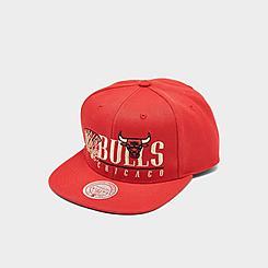 Mitchell & Ness Chicago Bulls NBA Vintage 2 Snapback Hat