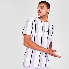 Men's NICCE Striped T-Shirt