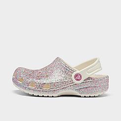 Girls' Little Kids' Crocs Classic Clog Shoes