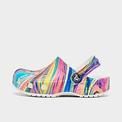 Girls' Toddler Crocs Classic Clog Shoes