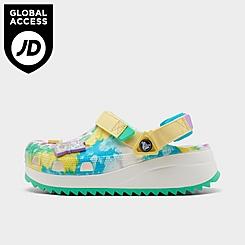 Women's Crocs Classic Hiker Peace Out Clog Shoes