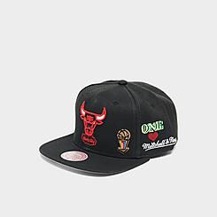Mitchell & Ness Chicago Bulls Hyperlocal HWC Snapback Hat