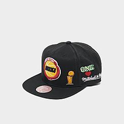 Mitchell & Ness Houston Rockets Hyperlocal HWC Snapback Hat
