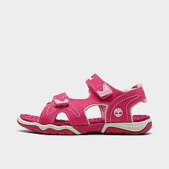 Girls' Toddler Timberland Adventure Seeker 2-Strap Hook-and-Loop Sandals