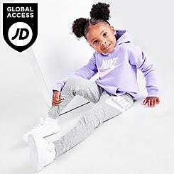 Girls' Toddler Nike Club HBR Hoodie and Jogger Pants Set