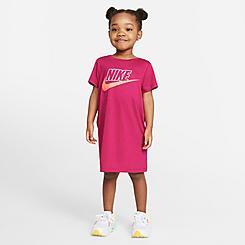 Girls' Toddler Nike Futura T-Shirt Dress