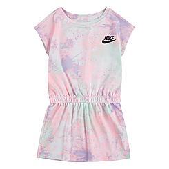 Girls' Toddler Nike Tie-Dye Dress