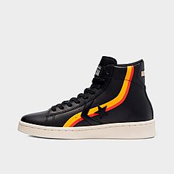 Big Kids' Converse x Roswell Rayguns Pro Leather High Top Casual Shoes