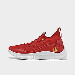 Under Armour Curry 8 Basketball Shoes