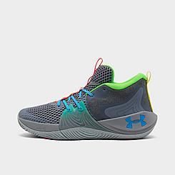 Under Armour Embiid One Gamer Night Basketball Shoes