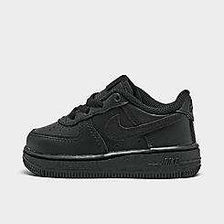 Kids' Toddler Nike Air Force 1 Low Casual Shoes