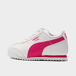 Girls' Toddler Puma Roma Casual Shoes