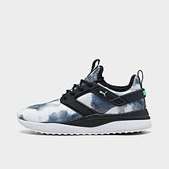 Women's Puma Pacer Next Excel Washed Casual Training Shoes
