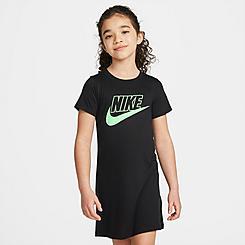 Girls' Little Kids' Nike Futura T-Shirt Dress