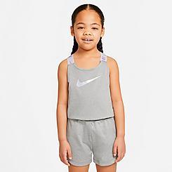 Girls' Little Kids' Nike Perfect Romper