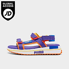 Unisex Puma Future Rider Game On Sandals
