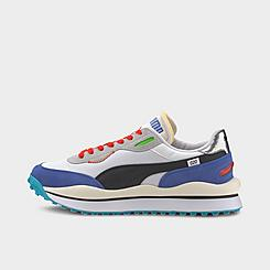 Men's Puma Style Rider Casual Shoes
