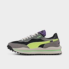 Men's Puma Style Rider Neo Archive Casual Shoes
