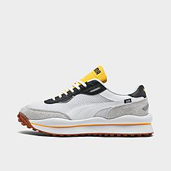 Men's Puma Style Rider Warm Texture Casual Shoes