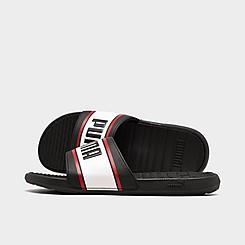 Men's Puma Cool Cat Sport Retro Slide Sandals