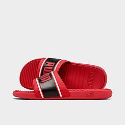 Men's Puma Cool Cat Sport Retro Slide Sandals