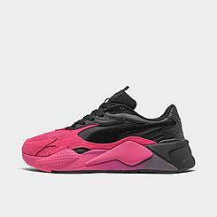 Women's Puma RS-X³ Color Block Casual Shoes