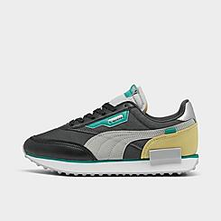 Women's Puma Future Rider Soft Metal Casual Shoes