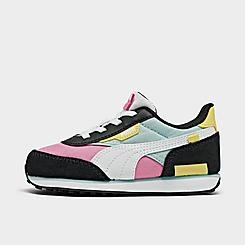 Girls' Toddler Puma Future Rider Play On Casual Shoes