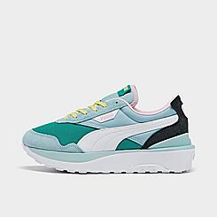 Women's Puma Cruise Rider Silk Road Casual Shoes