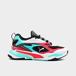 Girls' Big Kids' Puma RS-Fast Fireworks Casual Shoes