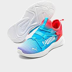 Girls' Little Kids' Puma Softride Rift Pop Training Shoes
