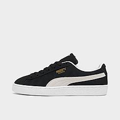 Big Kids' Puma Suede 21 Casual Shoes