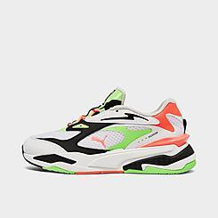 Women's Puma RS-Fast Eelektro Casual Shoes