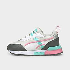 Girls' Toddler Puma Mirage Tech Casual Shoes