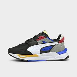 Boys' Big Kids' Puma Mirage Sport Remix Casual Shoes
