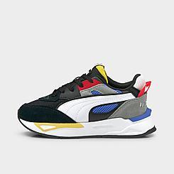 Boys' Little Kids' Puma Mirage Sport Remix Casual Shoes