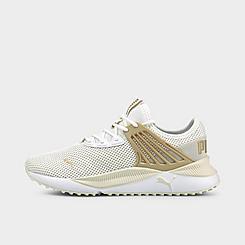 Women's Puma Pacer Future Metallic Pop Casual Shoes